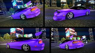 JDM: Drift Underground скриншот 2