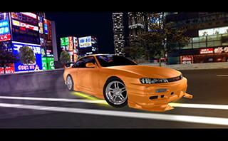 JDM: Drift Underground скриншот 3