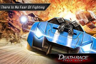 Death Race: Crash Burn скриншот 1