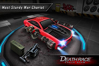 Death Race: Crash Burn скриншот 2