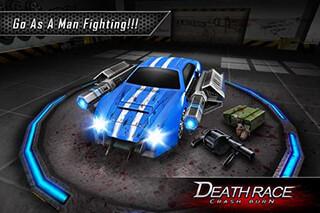 Death Race: Crash Burn скриншот 3