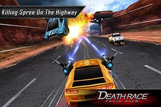 Death Race: Crash Burn скриншот 4