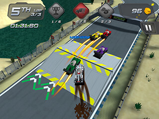 LEGO Speed Champions скриншот 1