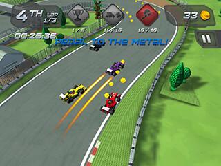 LEGO Speed Champions скриншот 3