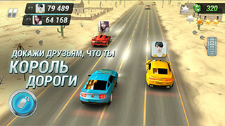 Road Smash: Crazy Racing скриншот 4