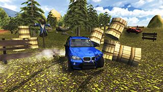 Extreme SUV Driving Simulator скриншот 1
