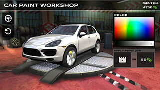 Extreme SUV Driving Simulator скриншот 2