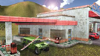 Extreme SUV Driving Simulator скриншот 4