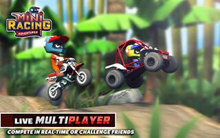 Mini Racing: Adventures скриншот 1