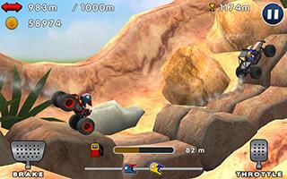 Mini Racing: Adventures скриншот 2