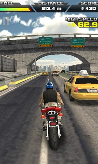 Moto Loko HD скриншот 1