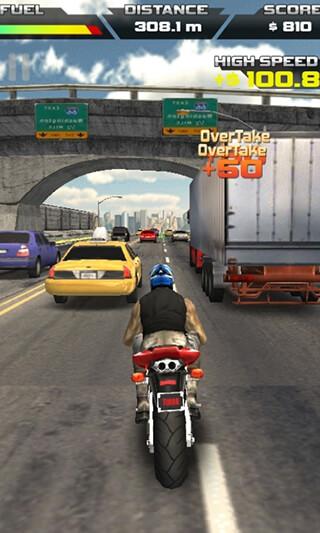 Moto Loko HD скриншот 2