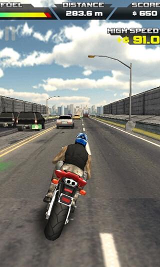 Moto Loko HD скриншот 3
