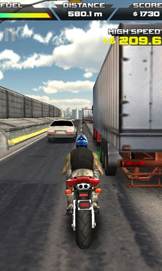 Moto Loko HD скриншот 4
