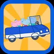 Kids Car иконка