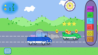 Kids Car скриншот 2