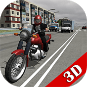 Russian Moto Traffic Rider 3D иконка