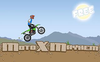 Moto X Mayhem Free скриншот 1