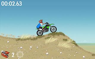 Moto X Mayhem Free скриншот 2