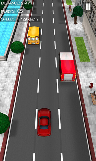 Car Traffic Race скриншот 1