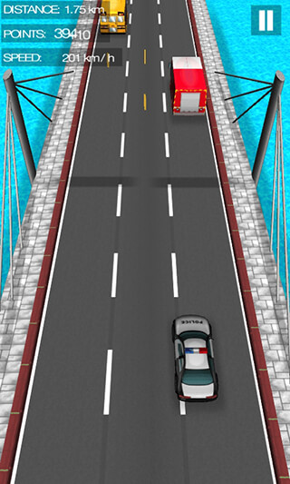 Car Traffic Race скриншот 3