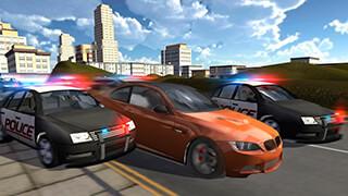Extreme Car Driving Racing 3D скриншот 1