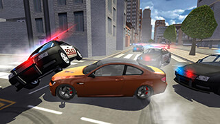 Extreme Car Driving Racing 3D скриншот 3