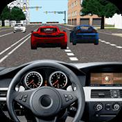 City Driving 3D иконка