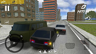 Russian Cars: 8 in City скриншот 3