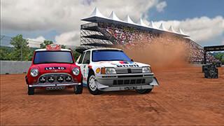 Pocket Rally LITE скриншот 3