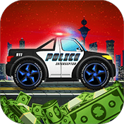 Police Car Racing for Kids иконка