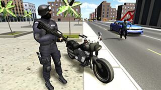 Moto Fighter 3D скриншот 1