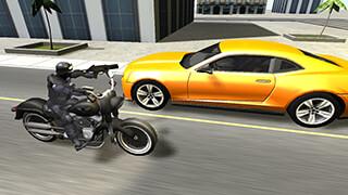 Moto Fighter 3D скриншот 2