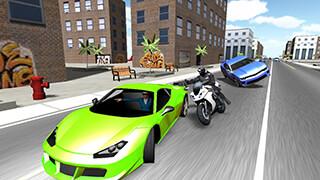 Moto Fighter 3D скриншот 4