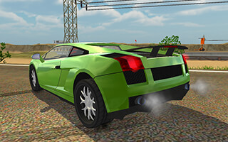 Exion: Off-road Racing скриншот 3