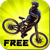 Bike Mayhem: Mountain Racing Free иконка