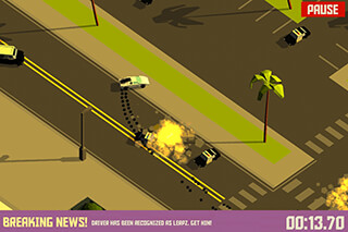 Pako: Car Chase Simulator скриншот 4