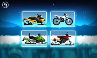 Motocross Kids: Winter Sports скриншот 1