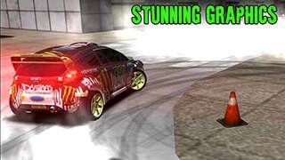 Pure Gymkhana Rally: Drift скриншот 1