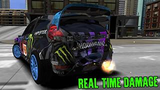 Pure Gymkhana Rally: Drift скриншот 4