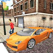 City Driving: Stunt Simulator иконка