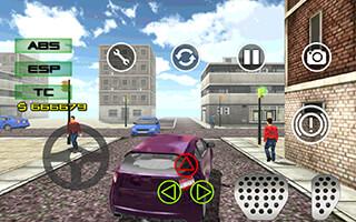 City Driving: Stunt Simulator скриншот 1