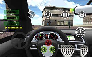 City Driving: Stunt Simulator скриншот 2