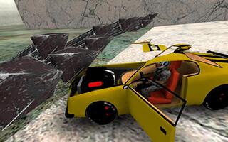 Real Car Crash скриншот 1