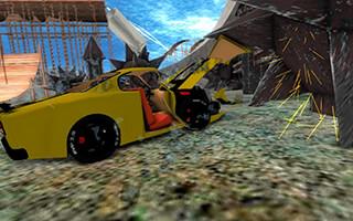 Real Car Crash скриншот 4