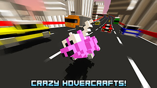 Hovercraft: Build Fly Retry скриншот 4