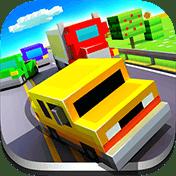 Blocky Highway иконка