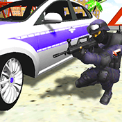 Police Car Chase 3D иконка
