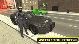Police Car Chase 3D скриншот 1