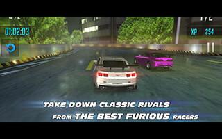 Furious Racing скриншот 1